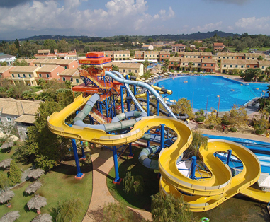 Aqualand - Water Park